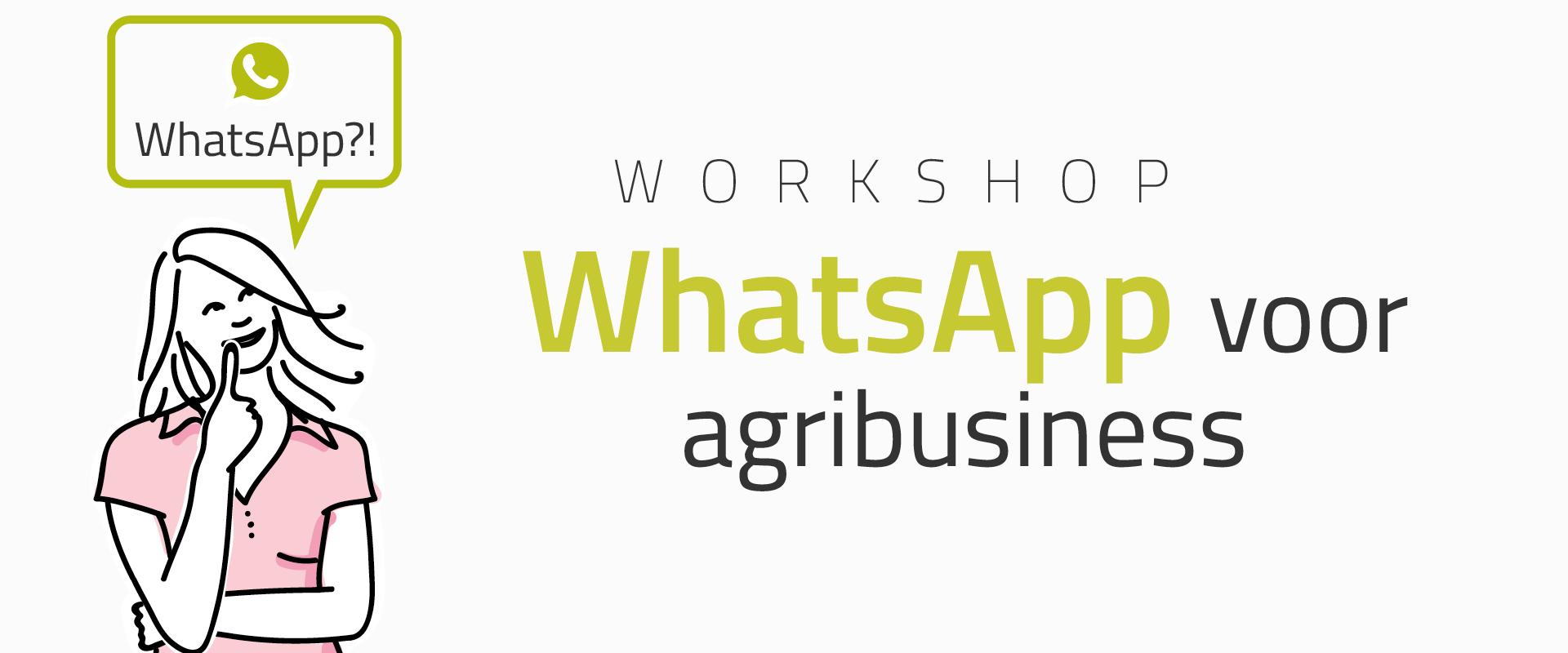Eline_WhatsApp_voor_Agribusiness
