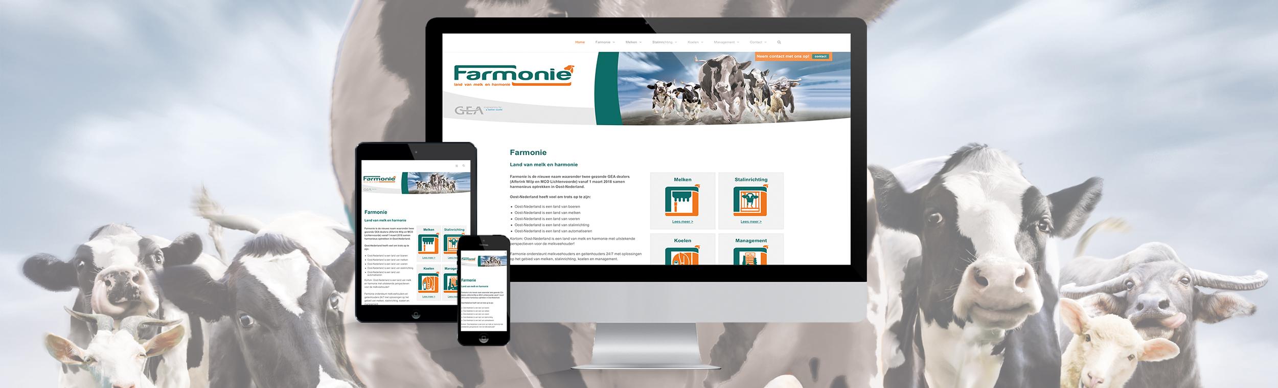 portfolio-farmonie-website