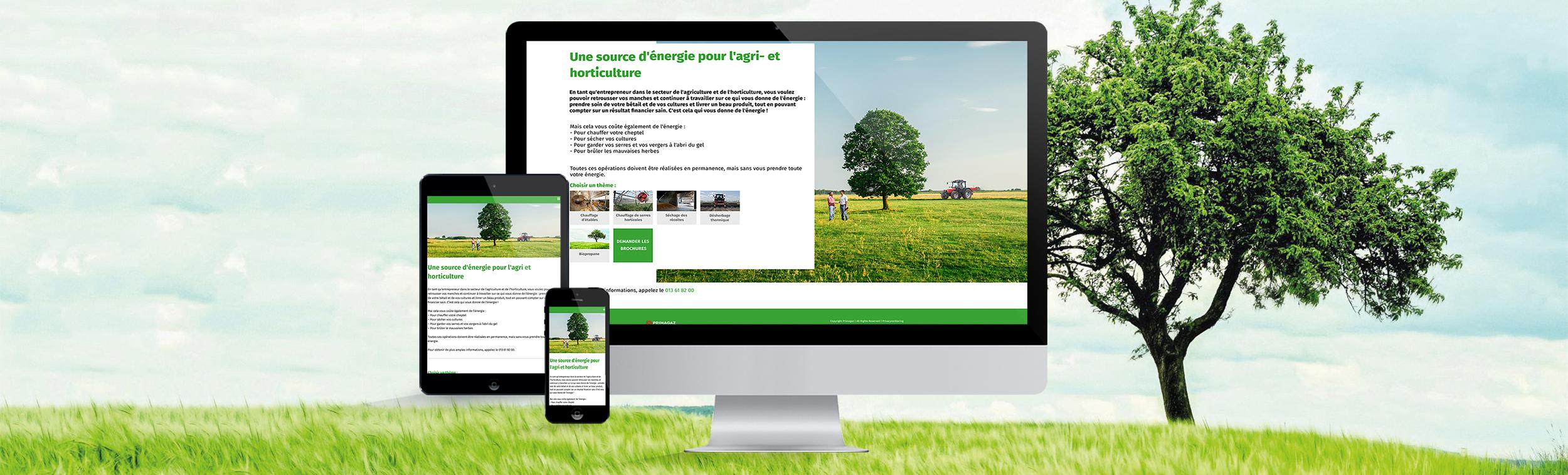 portfolio-primagaz-belgium-website