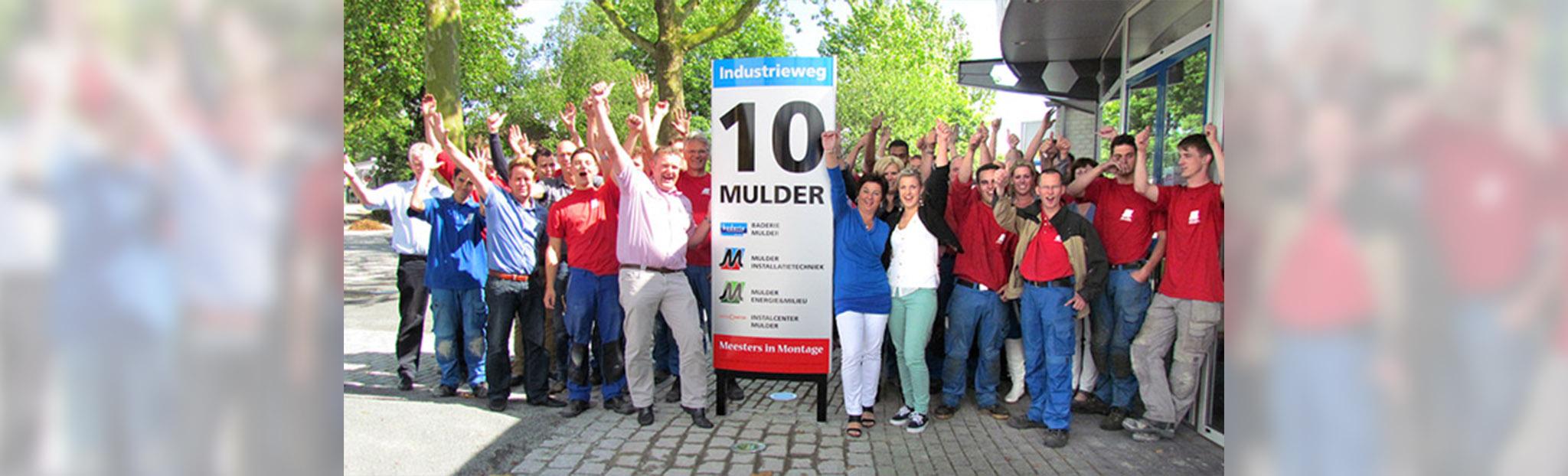 mulder-zuil