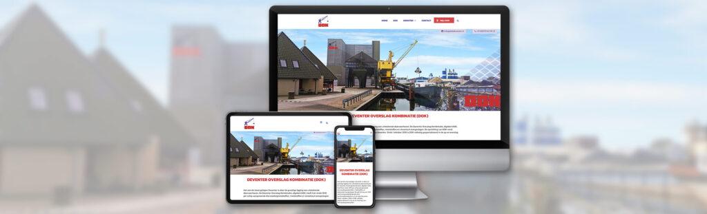 DOK Deventer - Website