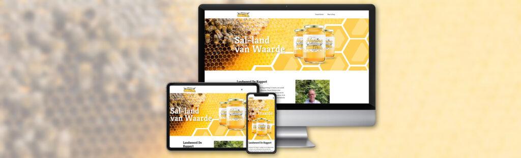 Landweerd De Kappert - Website
