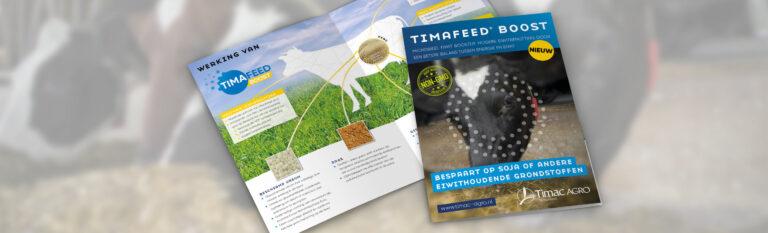 Timac Agro | Timafeed Boost - Folder